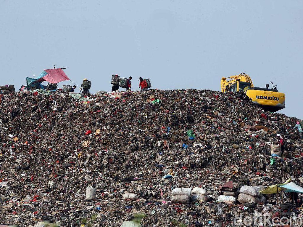 Menteri LHK: Timbunan Sampah di Indonesia Tahun 2020 Capai 67,8 Juta Ton