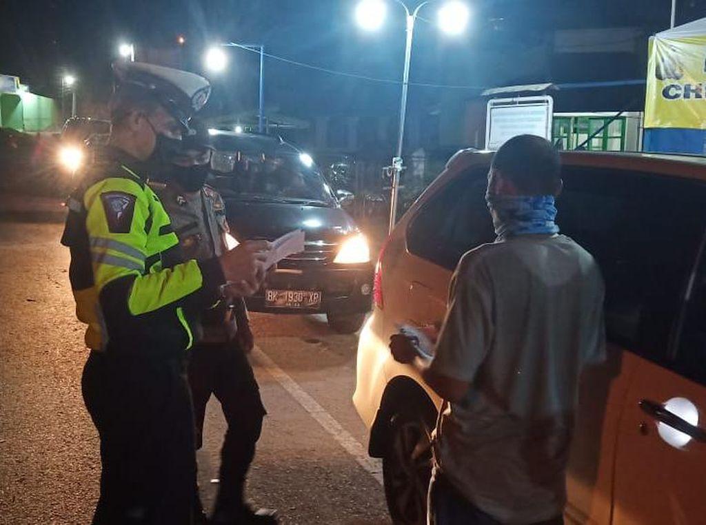 Cegah Penularan Varian Baru Corona, Perbatasan Aceh Kembali Disekat