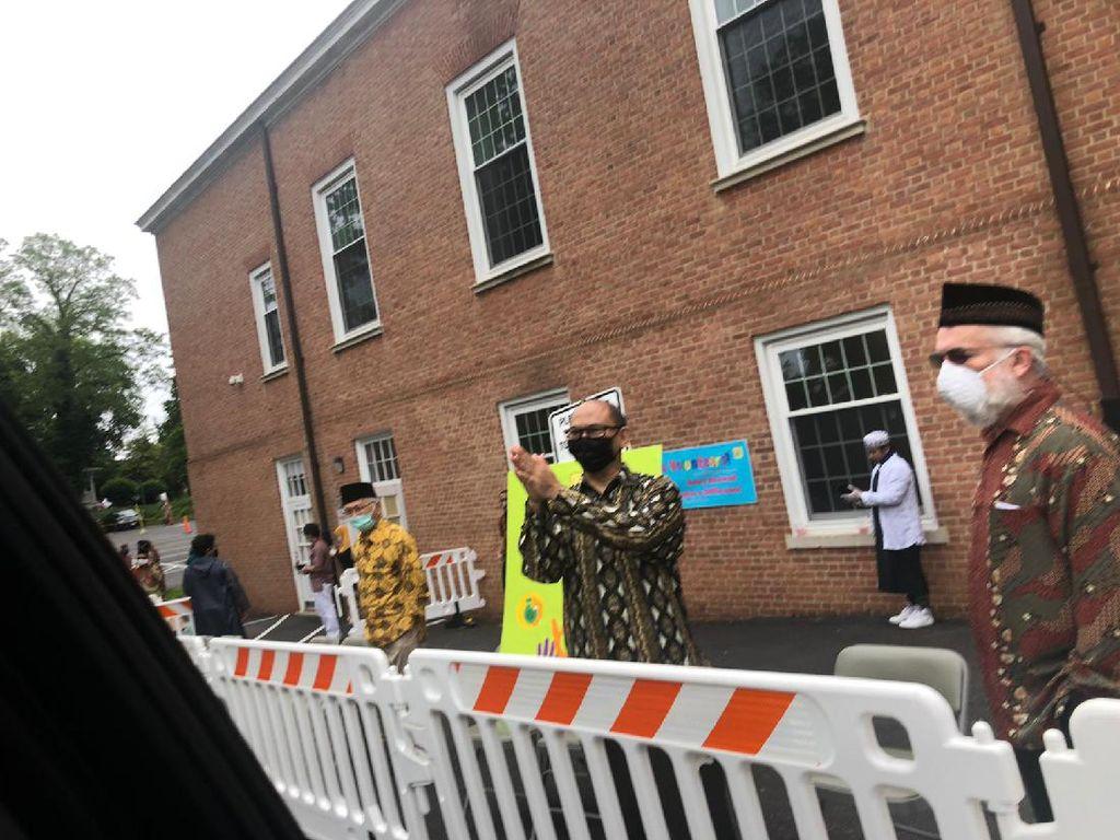 Washington DC Longgarkan Lockdown Fase Pertama pada Jumat Ini