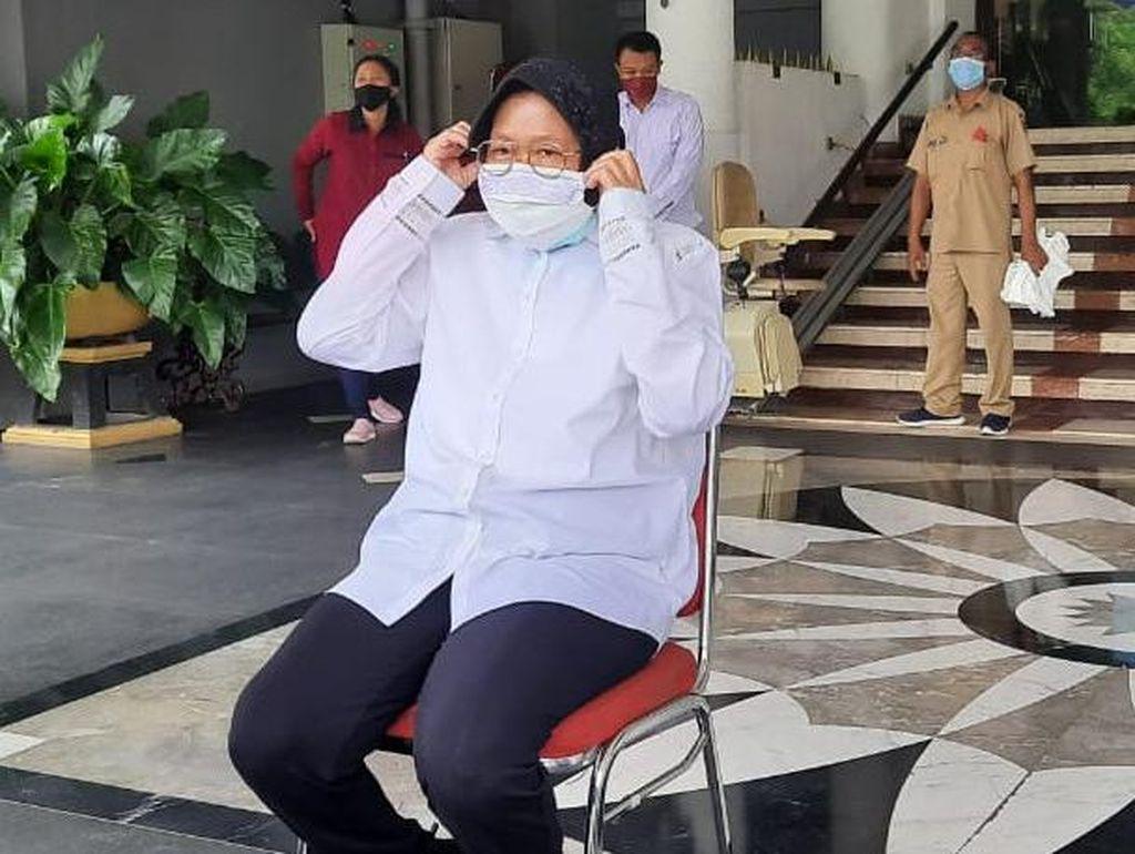 Pemkot Surabaya Dipinjami Mobil Tes Swab Cepat Oleh BNPB