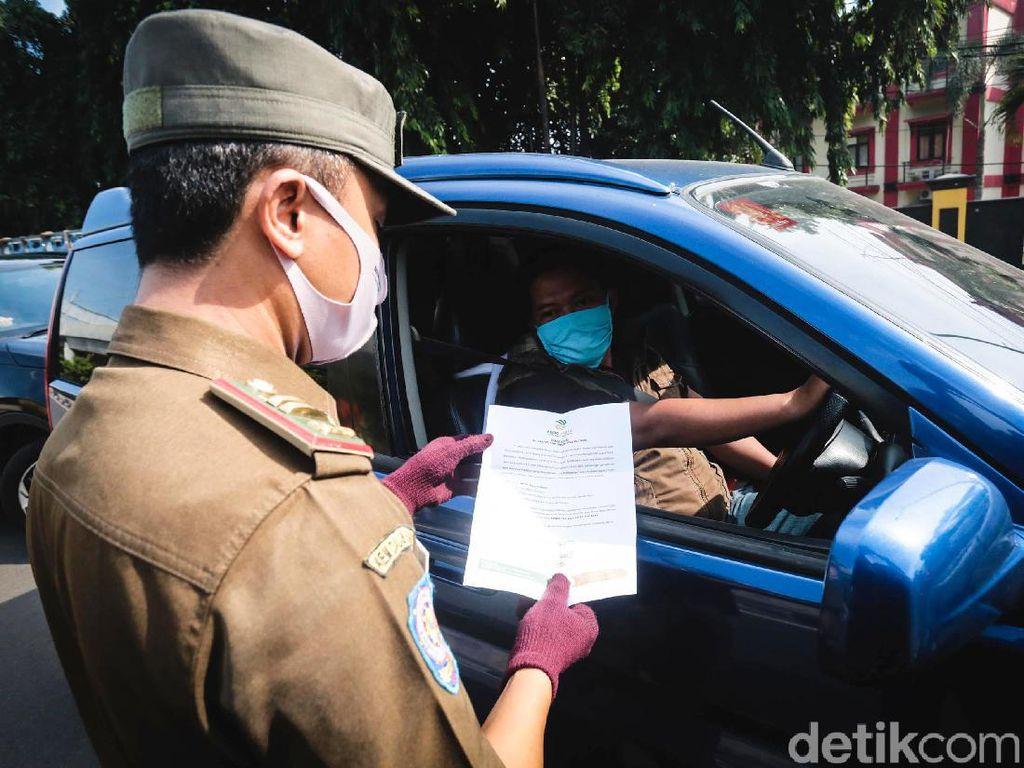 Larangan Mudik Berakhir Hari Ini, Keluar/Masuk Jakarta Tetap Pakai SIKM