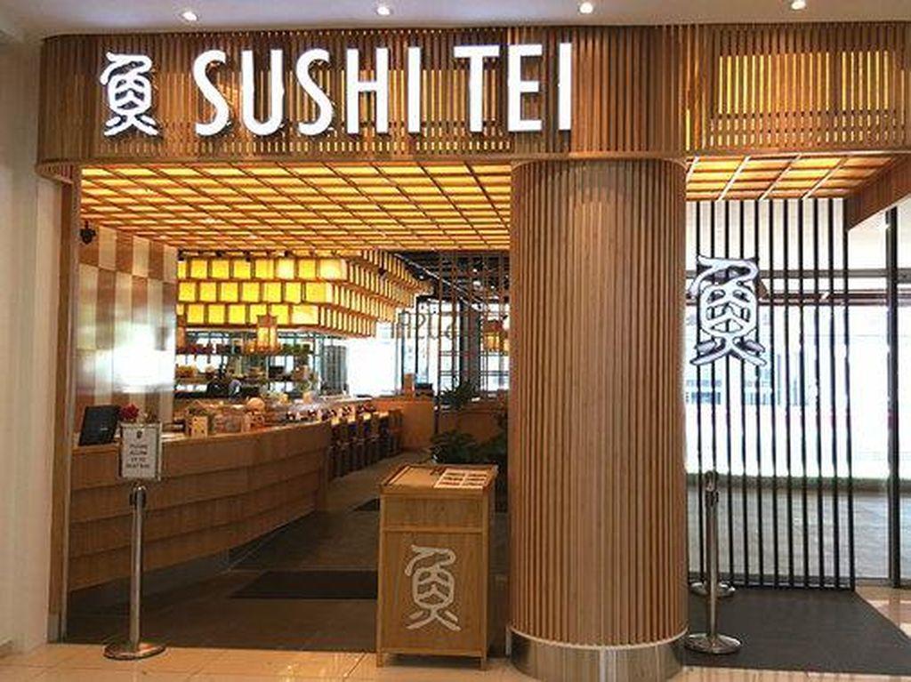 Klarifikasi Sushi Tei Atas Kasus Pelayan Usir Pelanggan