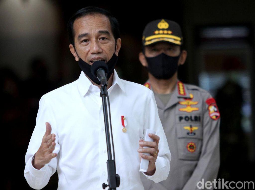 Jokowi Minta Penanganan COVID-19 di Surabaya Raya dalam Satu Manajemen