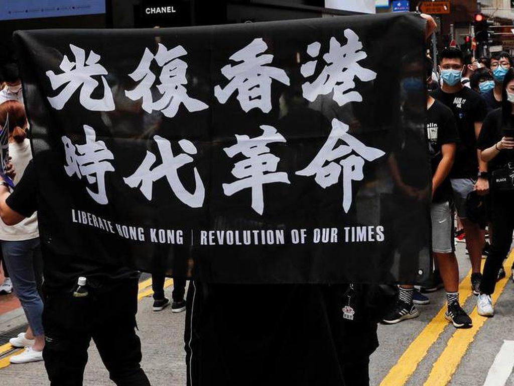 Bila AS Berlakukan Sanksi Karena Hong Kong, China Akan Balas
