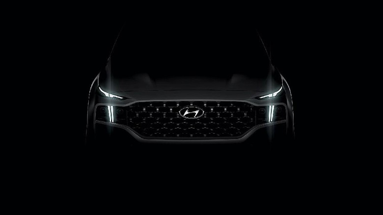 Hyundai Santa Fe listrik