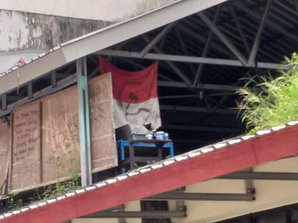 Menanti Penyelesaian 2 Kasus Logo Palu Arit di Kota Anging Mammiri