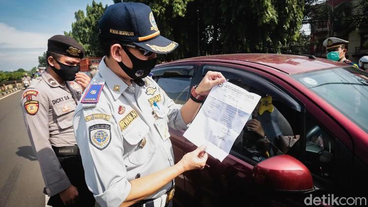 Perhatian! Warga yang Mau ke Jakarta Wajib Punya SIKM