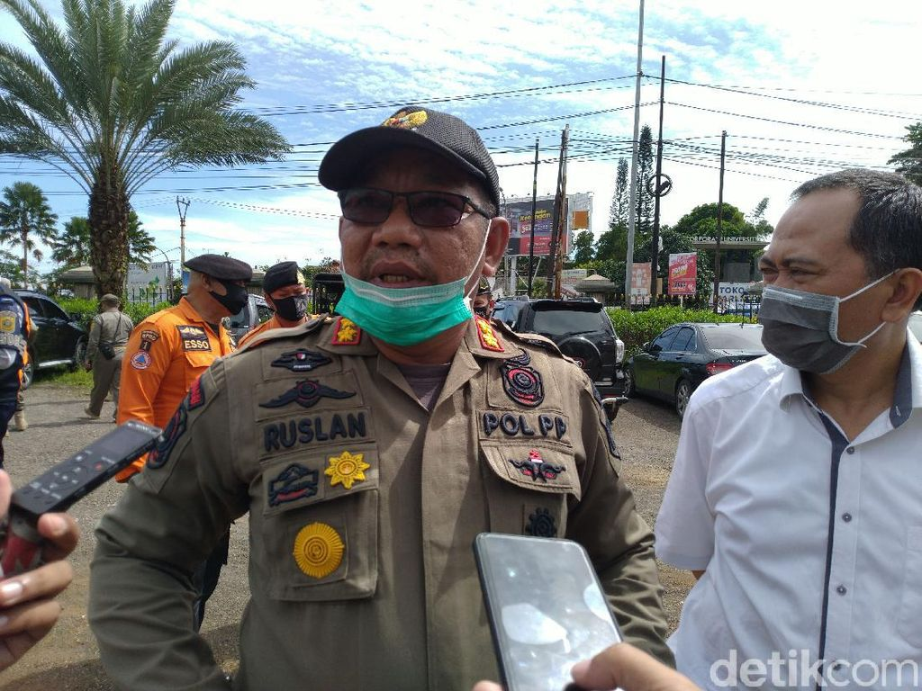 Pasar-Stasiun di Kabupaten Bogor Kerap Ramai, Satpol PP: Kami Sudah Tertibkan