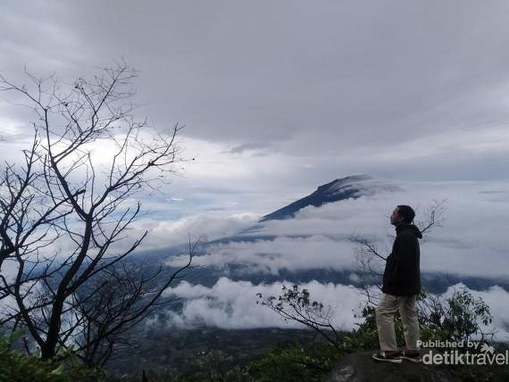 Kerinduan ke Destinasi Indonesia, dari Gunung Sindoro-Padang