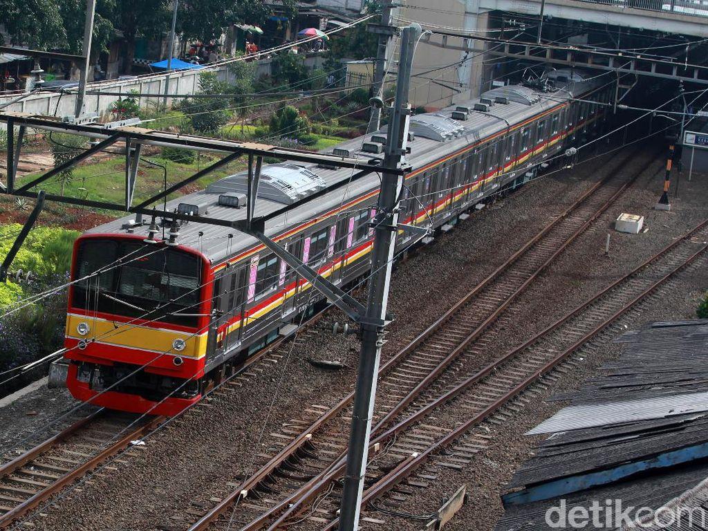 Catat! Ini Jadwal Operasional KRL saat PSBB Jakarta Total