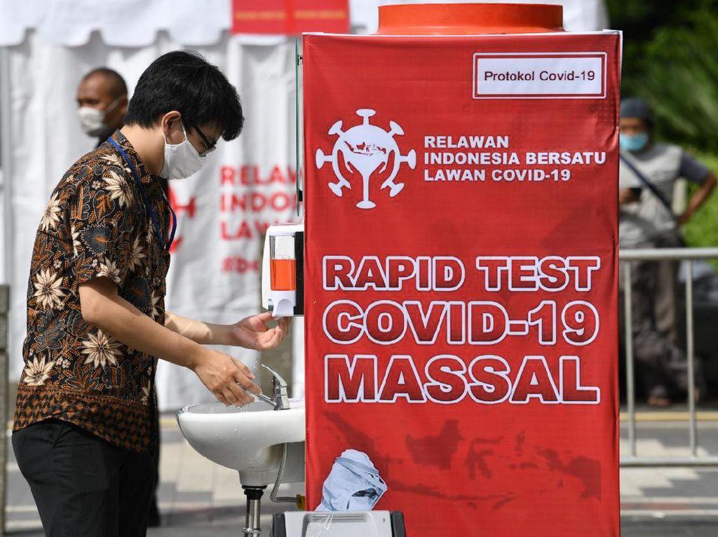 Update Corona di Indonesia 3 Juni: 28.233 Positif,8.406 Sembuh,1.698 Meninggal