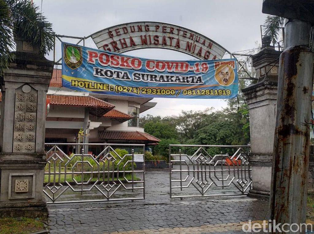 FX Rudy Akan Tutup Karantina Pemudik Solo, Joyokusuman Tetap Buka untuk ODP