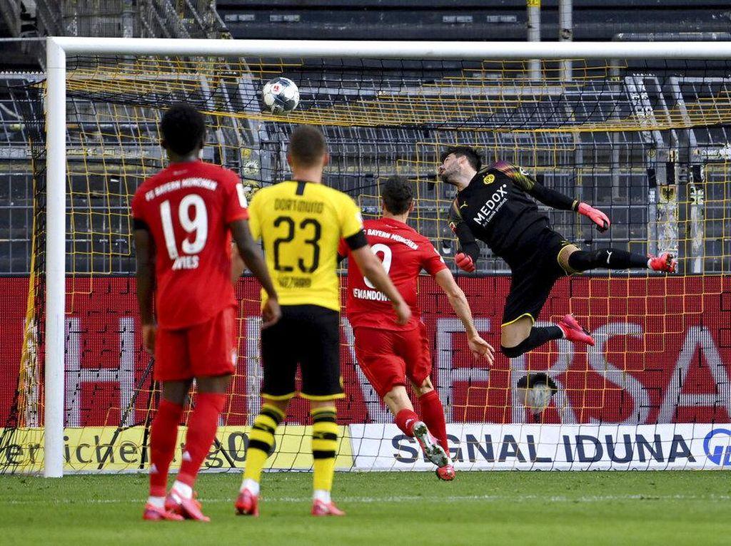 Kalah di Der Klassiker, Dortmund Lempar Handuk Kejar Bayern?
