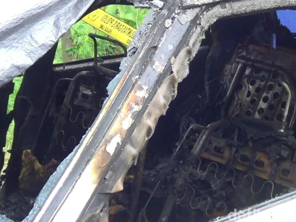 Pemilik Mobil yang Terbakar Tewaskan Dua Balita Akui Lupa Tinggalkan Kunci