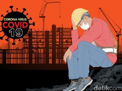 Seorang Buruh Pabrik di Kabupaten Bekasi Positif Corona