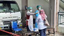 991 Orang Ikut Rapid Test Gelombang ke-2 Klaster Indogrosir, 26 Reaktif