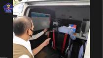 Satu Lab Rusak, Surabaya Dapat Bantuan Mobil yang Bisa Deteksi Corona