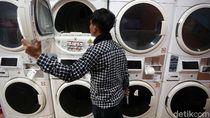 Pandemi Corona Bikin Usaha Laundry Lesu