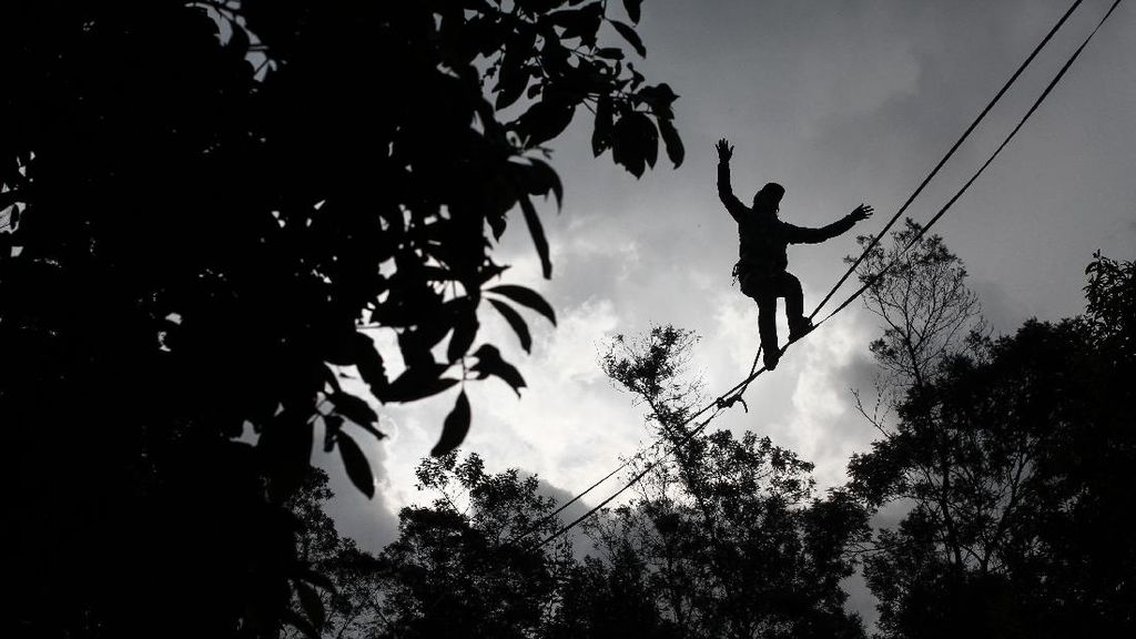 Siapa Berani Coba Olahraga Ekstrem Pacu Adrenaline
