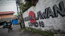 Sebaran 609 Kasus Baru Positif Virus Corona di Indonesia 2 Juni