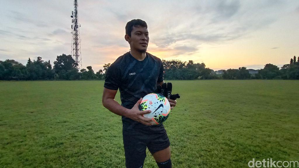 Kiper PSIS Semarang Joko Ribowo