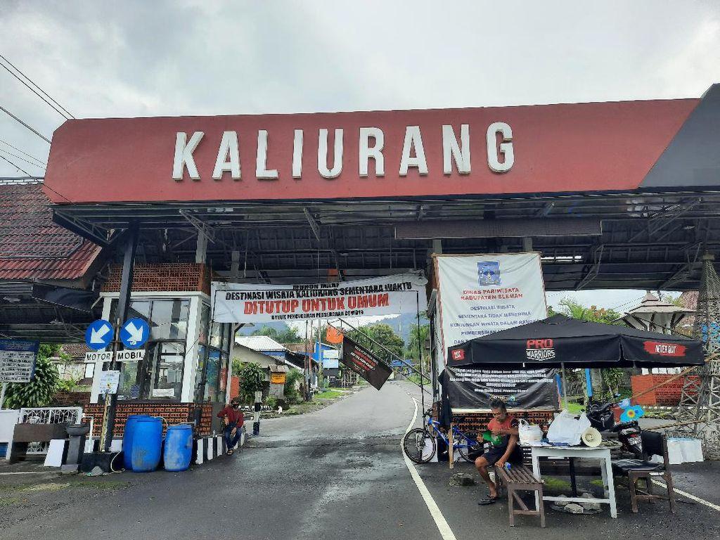 Kawasan Wisata Kaliurang Belum Dibuka, Wisatawan Diminta Putar Balik