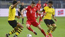 Sisa 5 laga, Dortmund Sudah Nyerah Salip Bayern