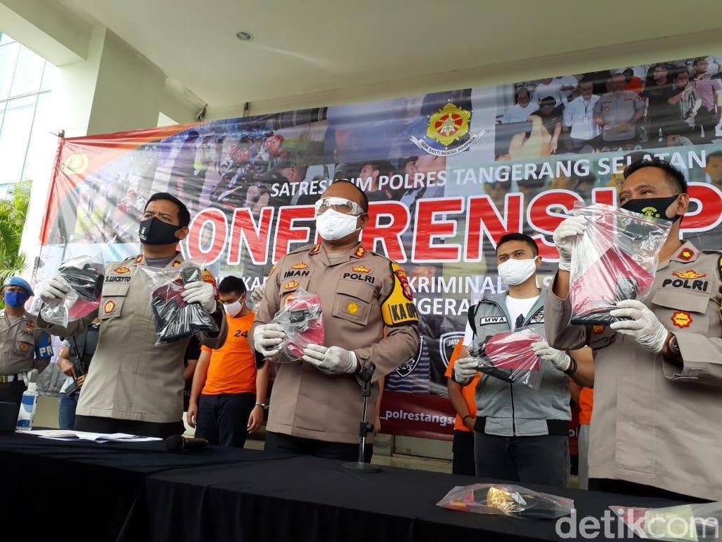 Penculik dan Pemeras Pelajar di Bintaro Ditangkap, Ini Modusnya