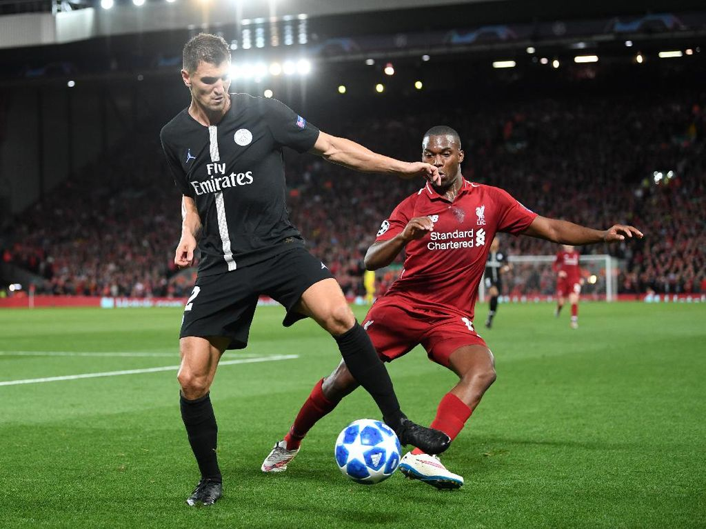 Liverpool Incar Pemain Bertahan Gratisan dari PSG