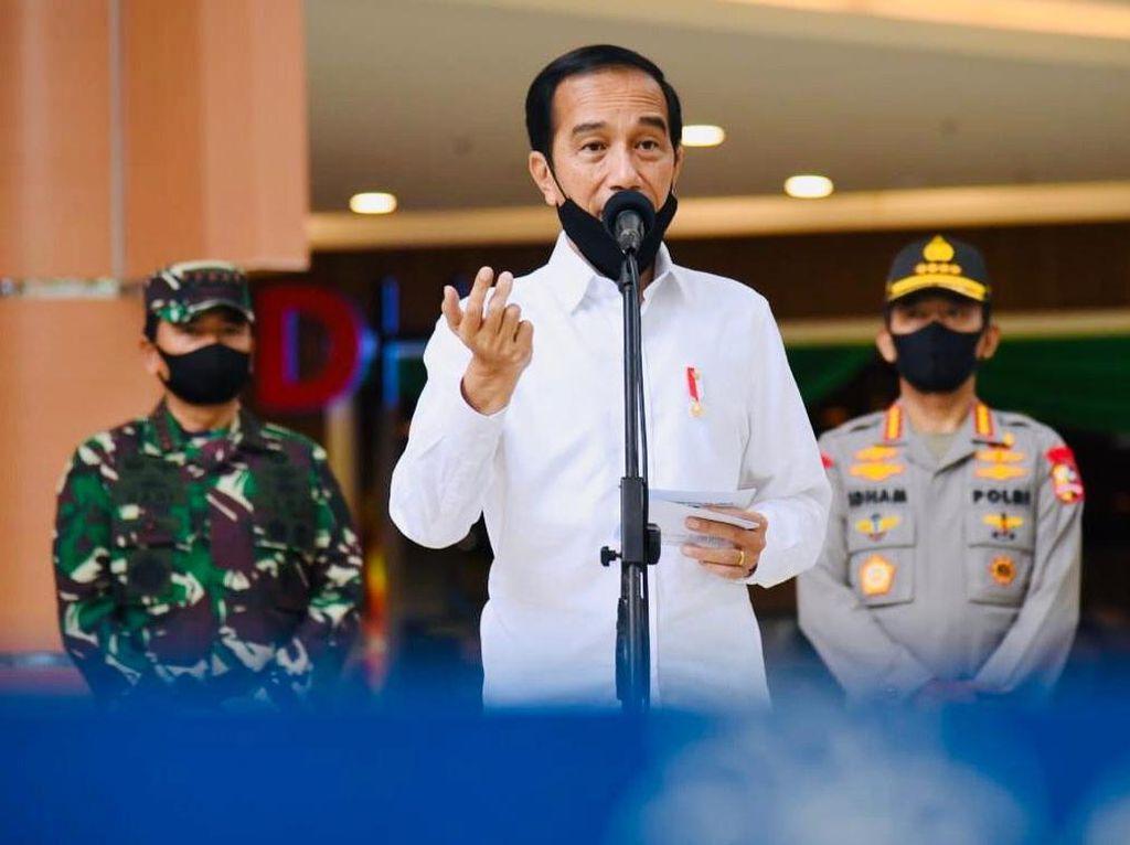 Jokowi Setuju Dana Pemulihan Ekonomi Nasional Rp 677 Triliun