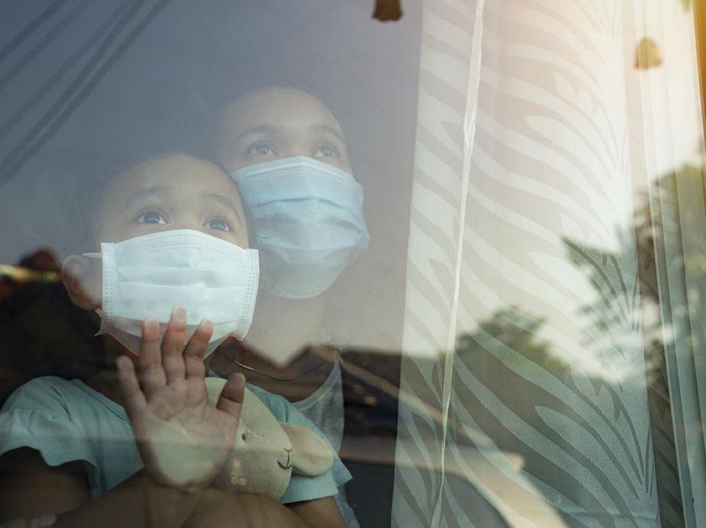 Warga Perbatasan Nggak Perlu Khawatir Isoman, Ada yang Kirim Obat Gratis