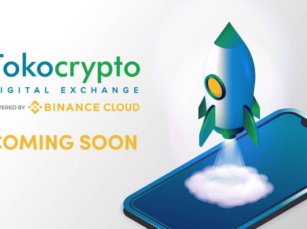 Tokocrypto Perbarui Toko Berbasis Binance Cloud