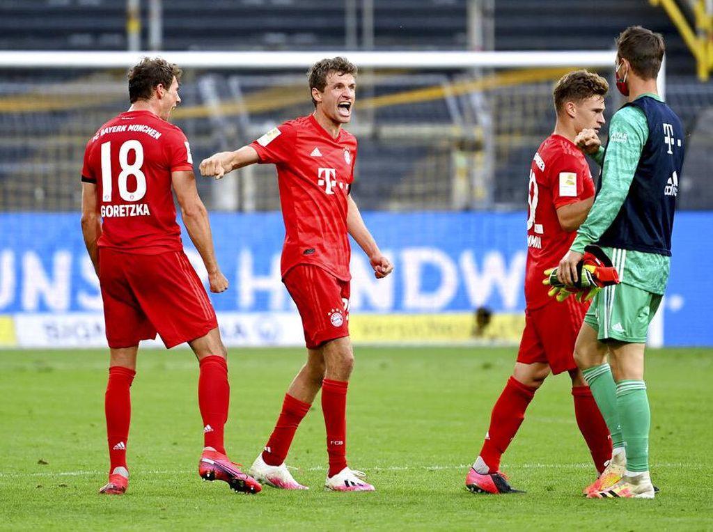 Bayern Belum Pikirkan Titel Juara Bundesliga