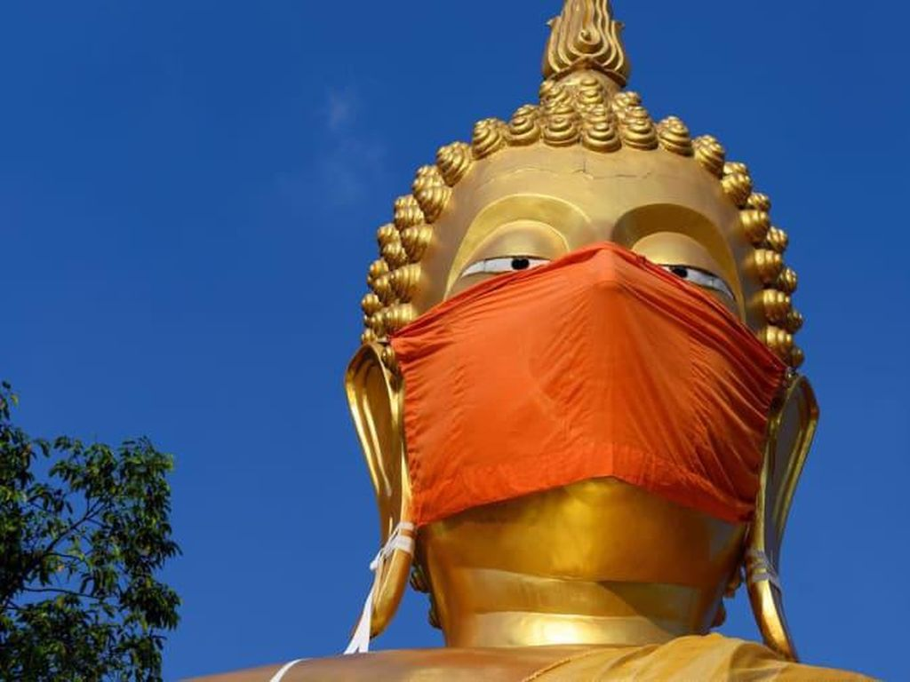 Thailand Tangkap 89 Turis Asing karena Melanggar Aturan COVID-19