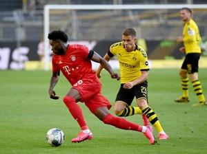 Dortmund Vs Bayern: Duel Tim Terkukuh Vs Tim Tersubur