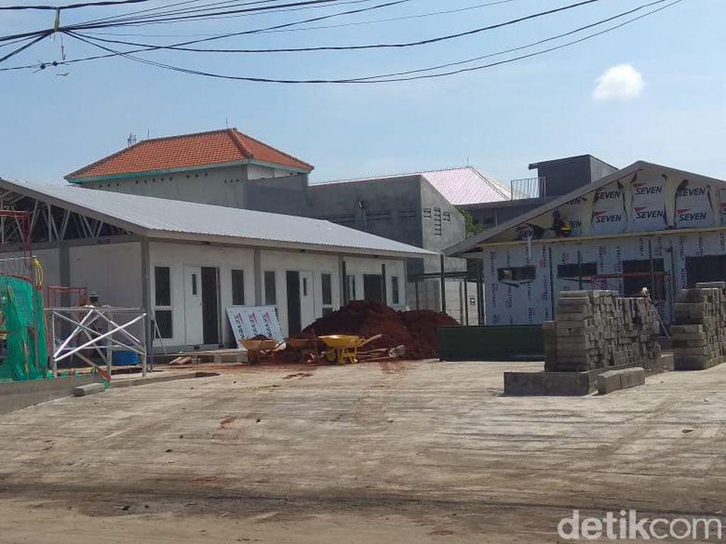 Pembangunan RS Khusus COVID-19 di Lamongan Capai 95 Persen
