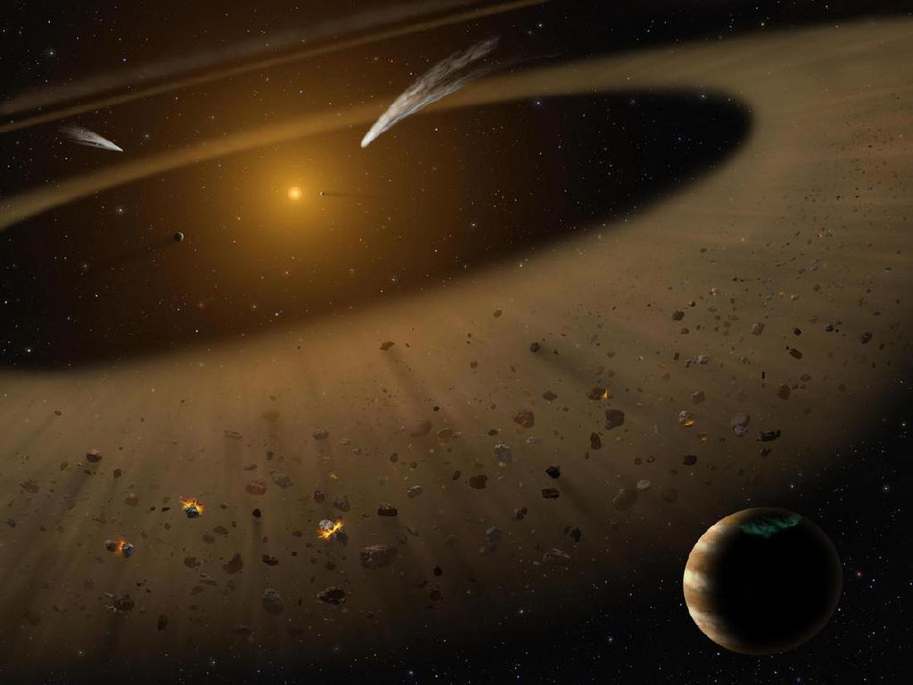 Ssst, NASA Punya Observatorium Terbang Sudah 10 Tahun