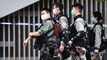 Jelang Pembahasan RUU Lagu Kebangsaan, Hong Kong Tambah Polisi di Jalan