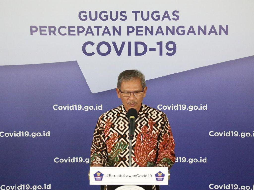 Pernyataan Lengkap Pemerintah soal Tambahan 703 Kasus Corona di RI 5 Juni