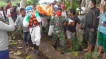 Basarnas Temukan Lagi 1 Warga yang Hilang di Sungai Mapili Usai Hindari Polisi