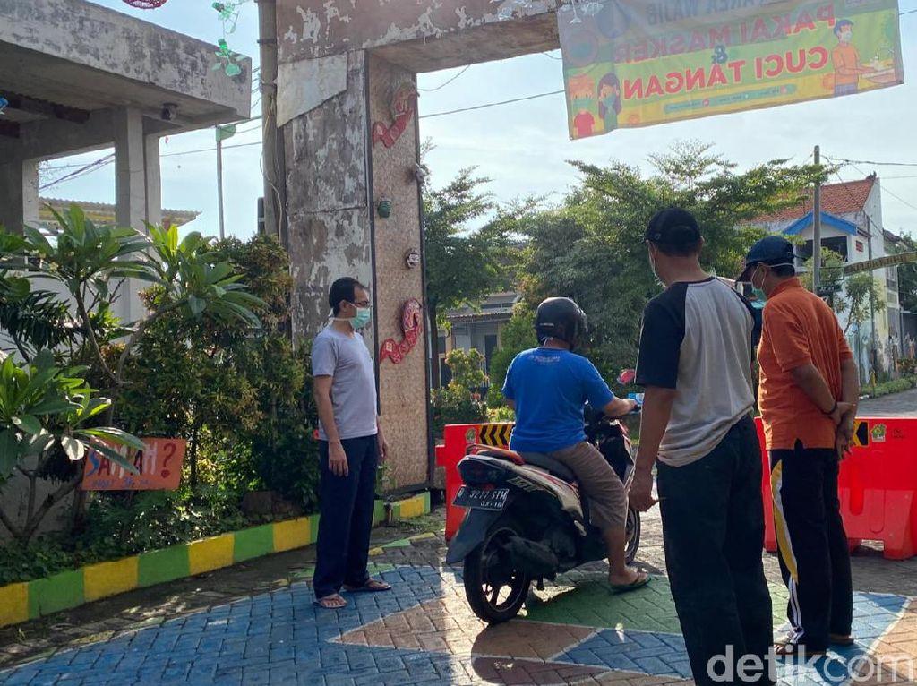 Warga di Sidoarjo Ini Rintis Kampung Tangguh Berbasis Online