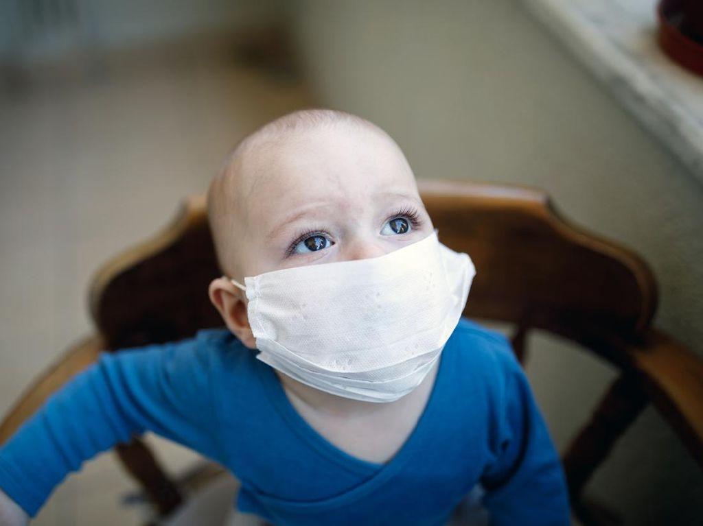 Studi Baru Ungkap Gejala Virus Corona Pada Bayi yang Terinfeksi