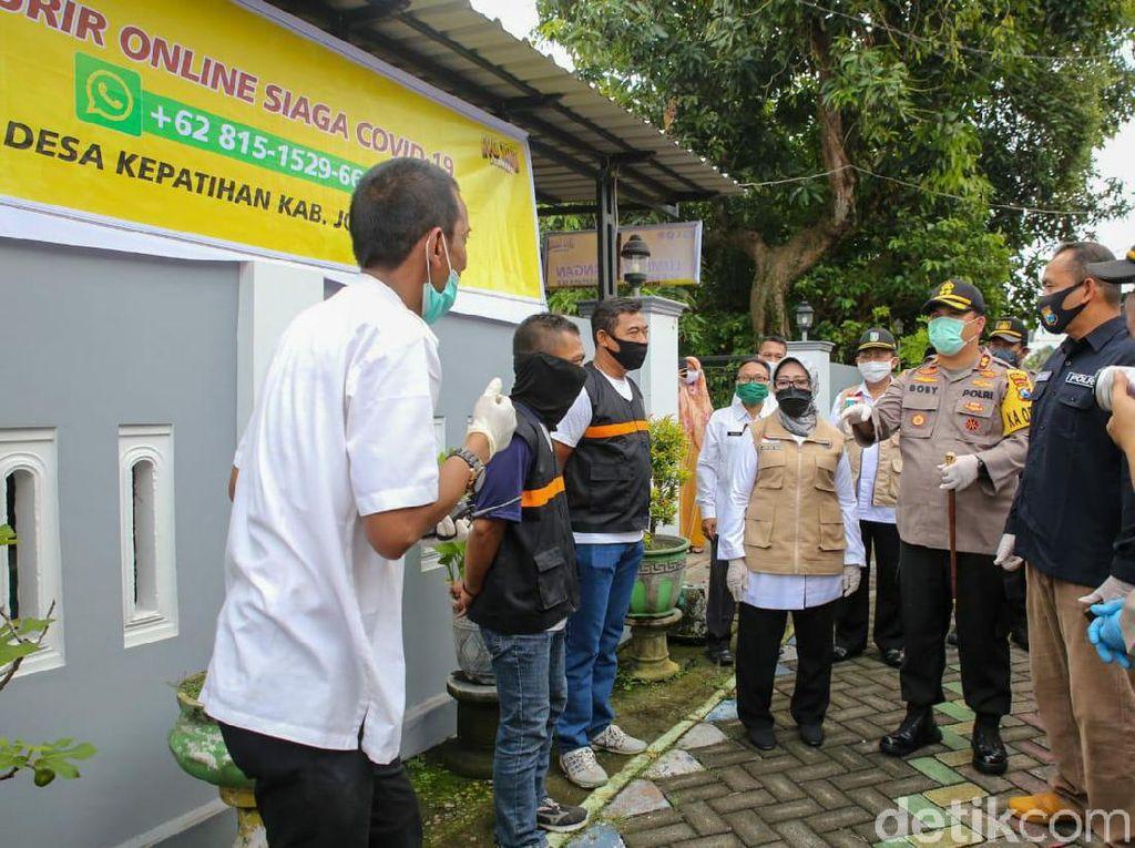 Kampung Tangguh di Jombang Ini Dilengkapi dengan 40 CCTV