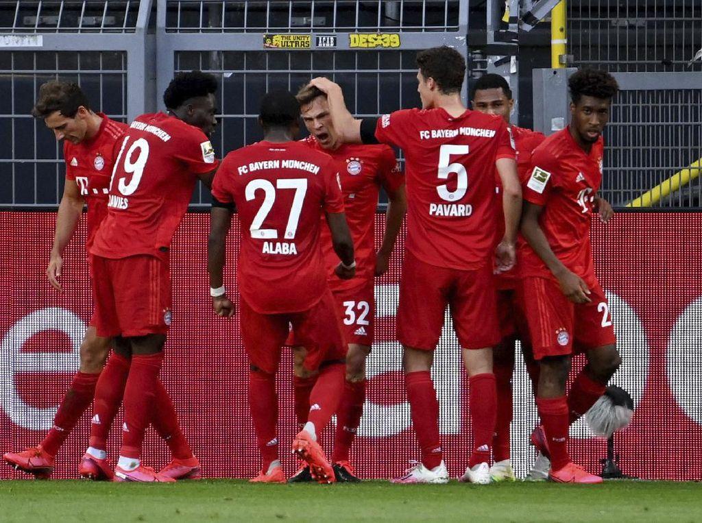 Kimmich: Sekarang Dortmund Akan Kesulitan