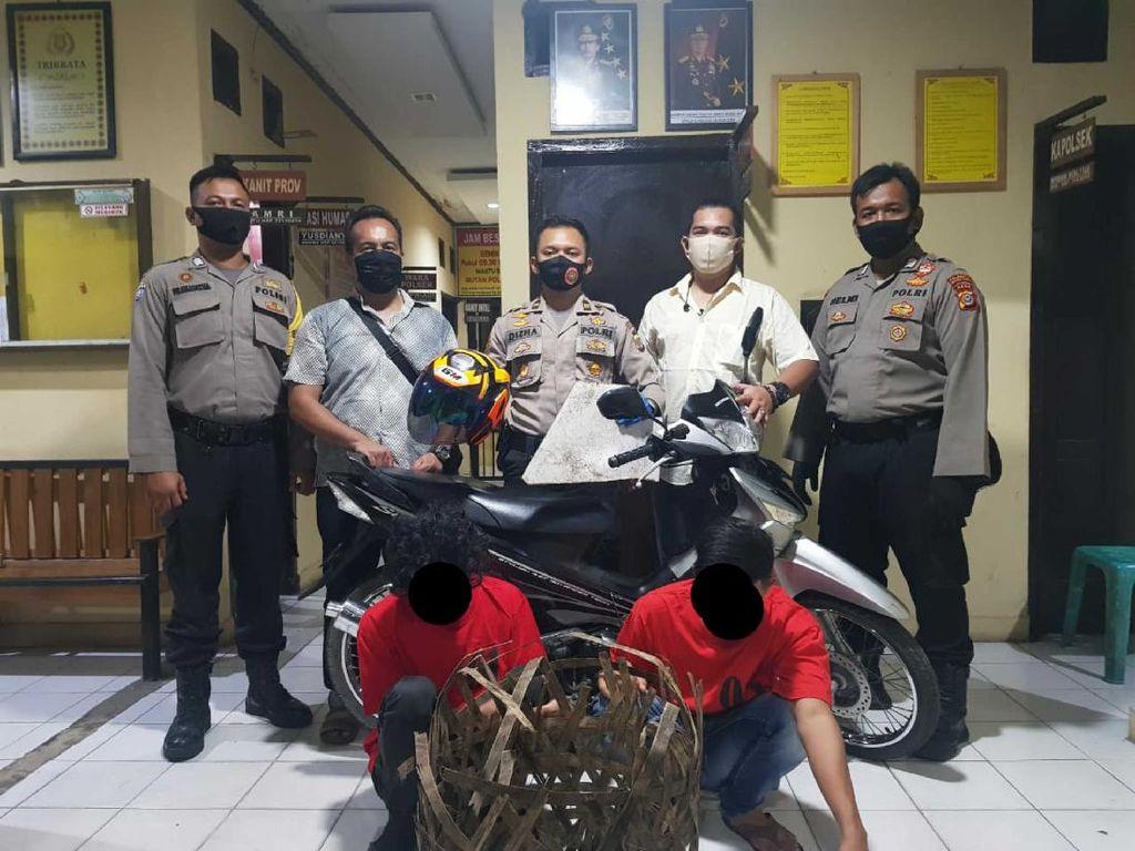 Kejar-kejaran dengan 2 Pelanggar Lalu Lintas, Polantas di Aceh Dipukul