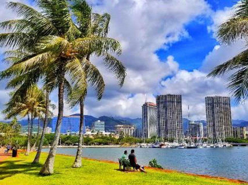 Hawaii yang Galau Terus