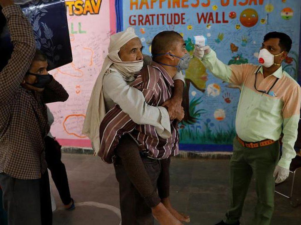Wabah dan Kekeringan: Bencana Berganda Melanda Warga Miskin India