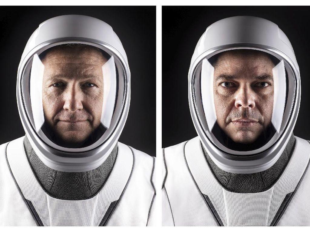 Melihat Persiapan AS Kirim Astronaut yang Harus Tertunda