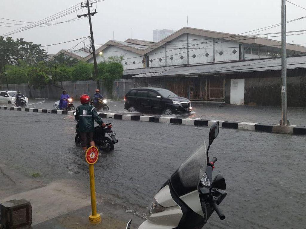 BMKG Sebut Hujan Deras hingga Angin Kencang Landa Sejumlah Wilayah Jatim