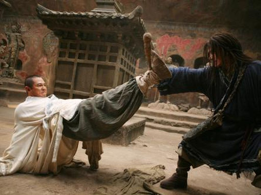 Sinopsis Forbidden Kingdom, Dibintangi Jackie Chan dan Jet Li